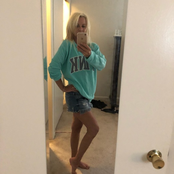 Victoria's Secret Tops - Victoria's Secret sweatshirt